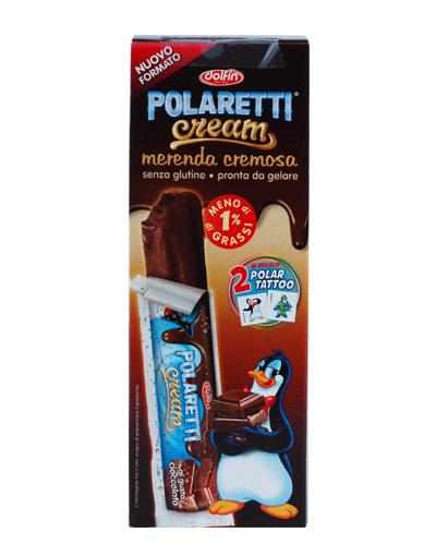 Polaretti cream (cioccolato)