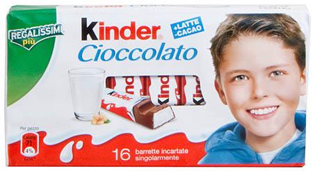 Cioccolato - Cioccolato ripieno