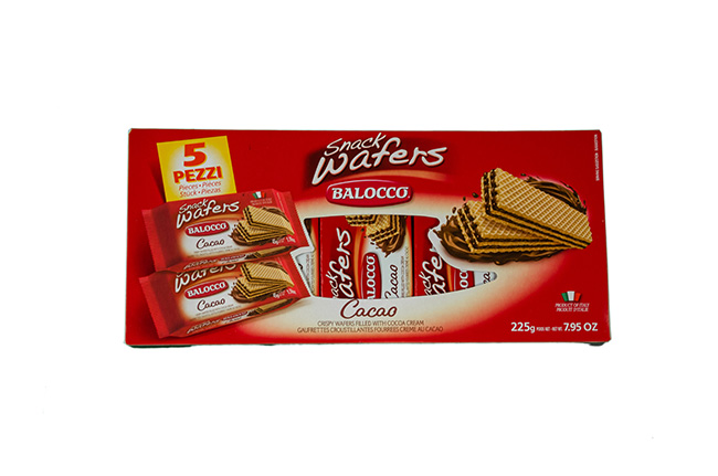 Snack Wafers- Cacao