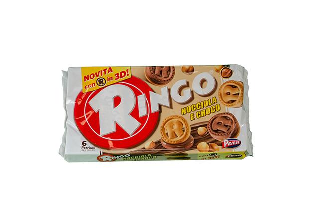 Ringo Nocciola e Choco