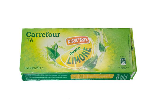 Tè gusto limone