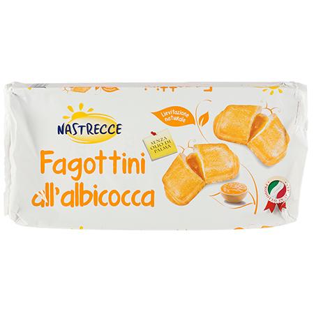 Fagottini all'albicocca