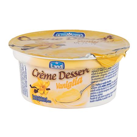 Crème dessert vaniglia
