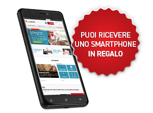 Smartphone in regalo