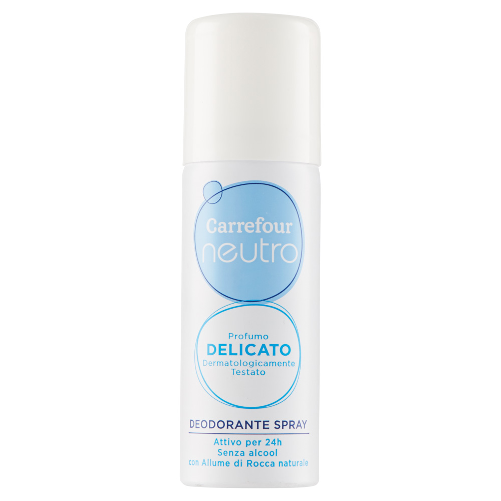 Neutro profumo delicato - Deodorante spray