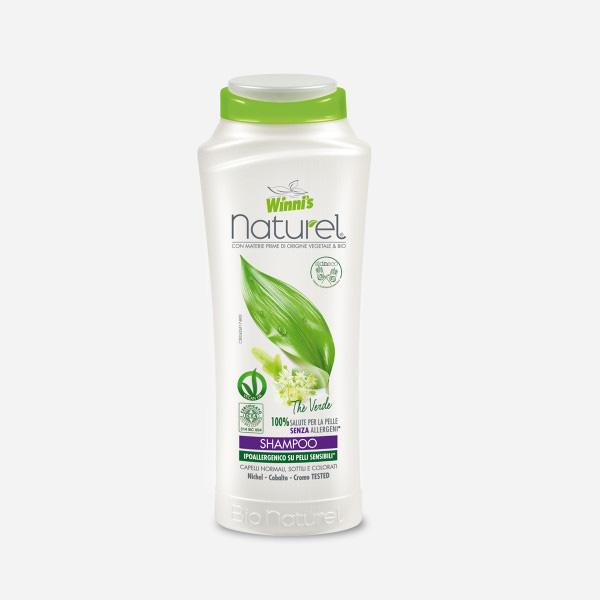 Naturel - Shampoo Thè Verde