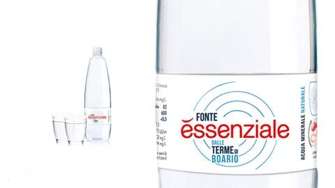 acqua fonte essenziale