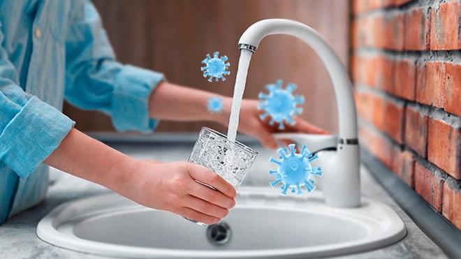 acqua e coronavirus
