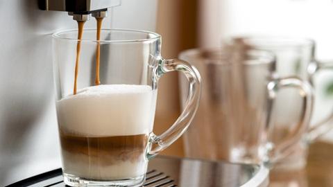 Calcare macchina del caffè