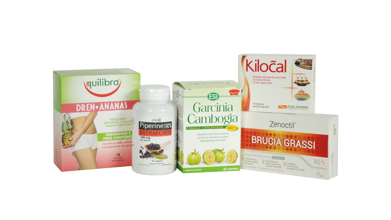 prodotti erboristici per dimagrire