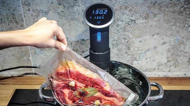 Cucinare a basse temperature