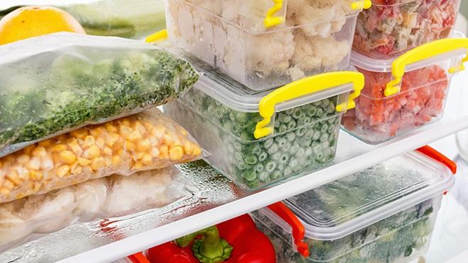 congelare la verdura