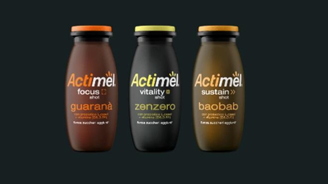 actimel shot