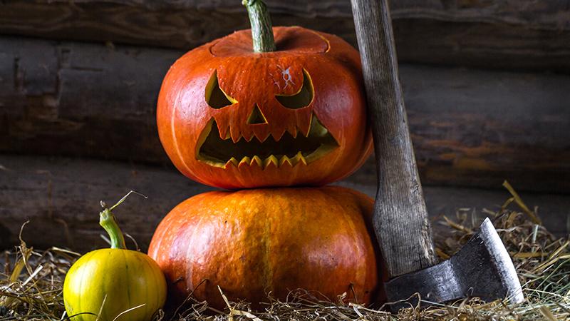 Perche La Zucca A Halloween.Halloween Attenzione Alle Zucche Decorative Possono Essere