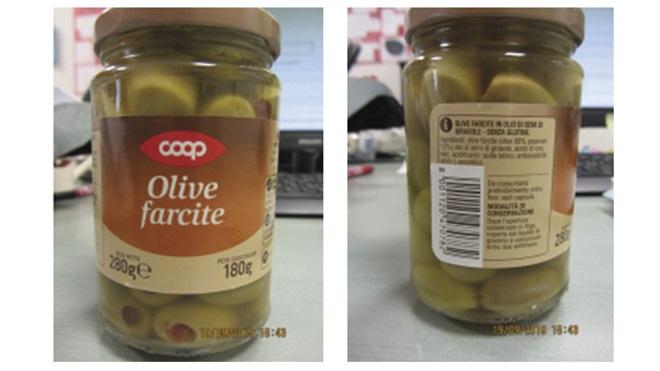 richiamo olive