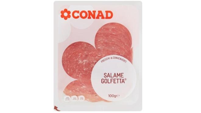 Salame Golfetta Conad 100 grammi