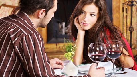 coppia cena