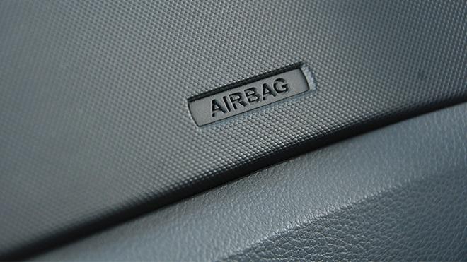 Airbag difettosi