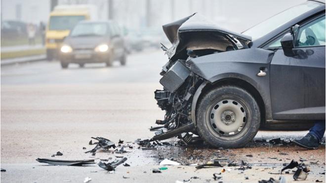crash test utilitarie