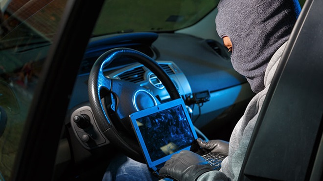 cybersecurity auto