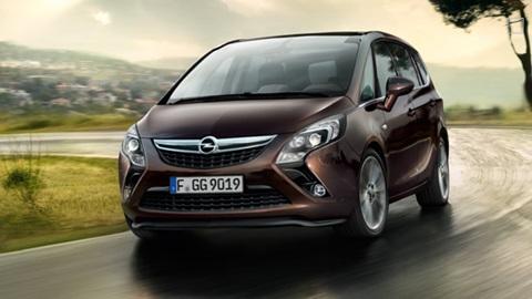 Opel richiama la Zafira a metano: ecco cosa c'è da sapere