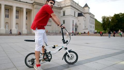 bici pieghevoli