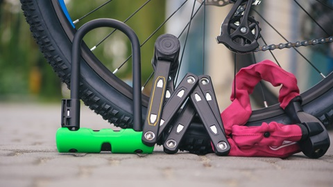 Come evitare di farsi rubare la bici