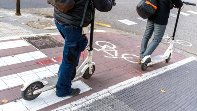 Monopattini regole della strada