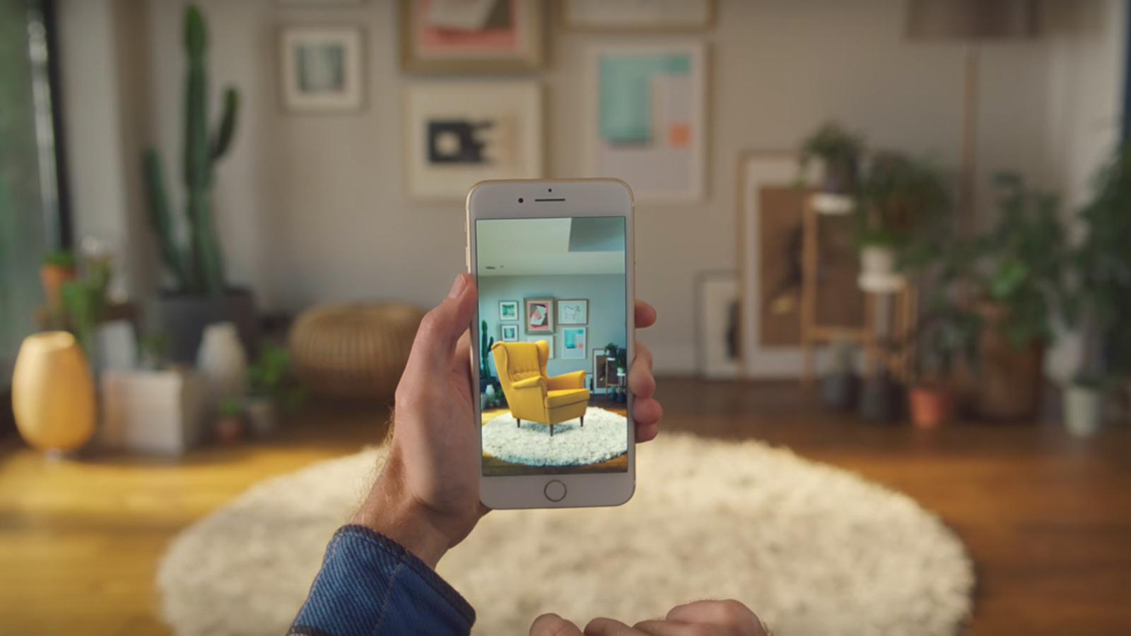 Ikea place come arredare casa con l 39 app for App arredare casa