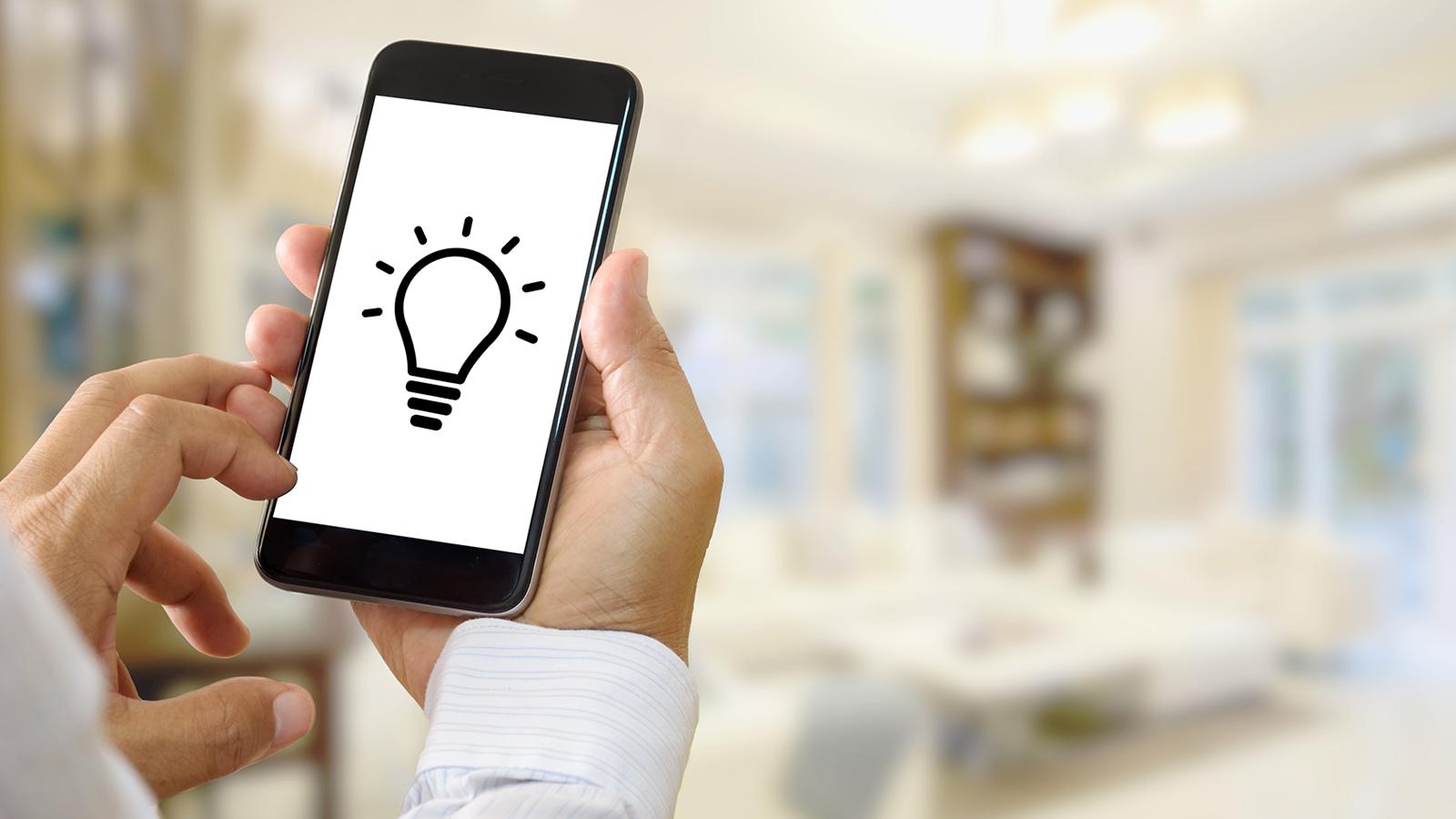 Accensione Lampadario Con Telecomando come funzionano i sistemi di illuminazione intelligente?