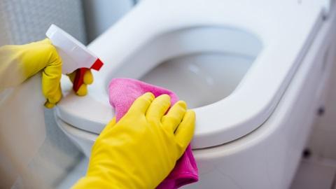 Test sui detergenti per il bagno