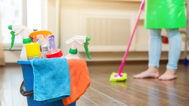 detergenti per casa