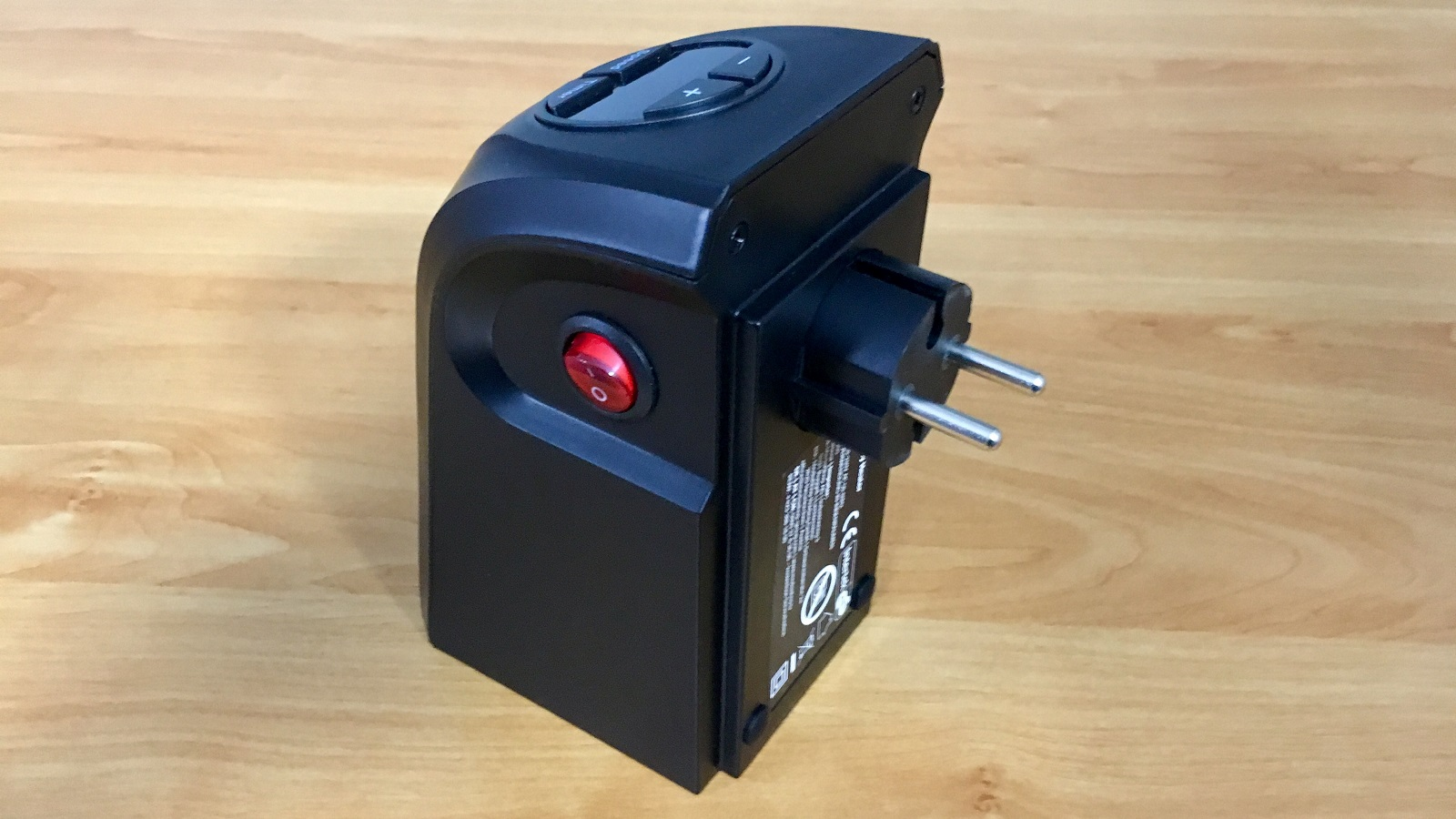 Handy heater alla prova la stufa elettrica non convince - Stufetta elettrica per bagno ...