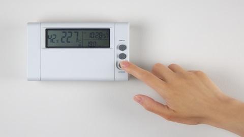 temperature riscaldamento
