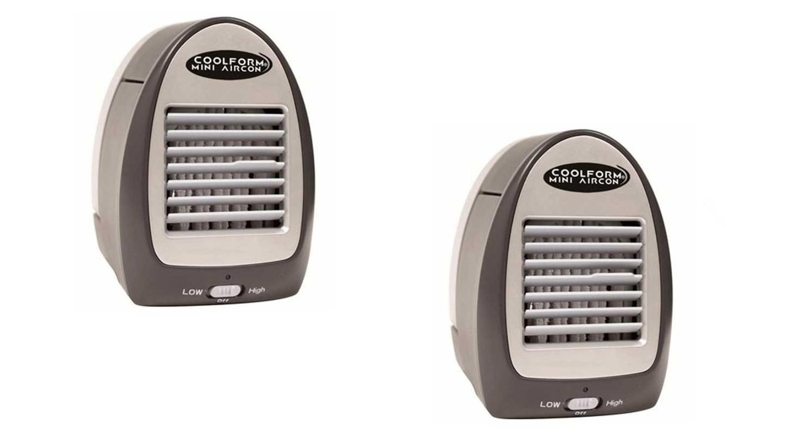 Rinfrescare Casa Fai Da Te coolform mini aircon: funziona davvero? | altroconsumo