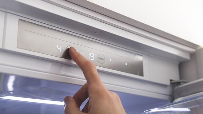 come impostare la temperatura del frigorifero