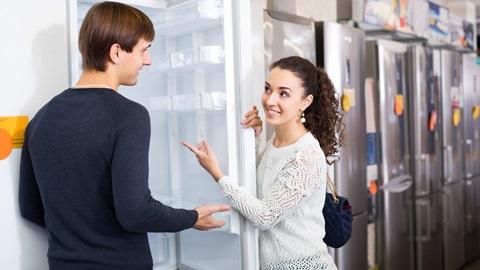 test sui frigoriferi