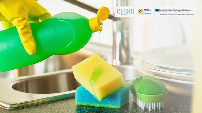 Detersivi piatti CLEAN