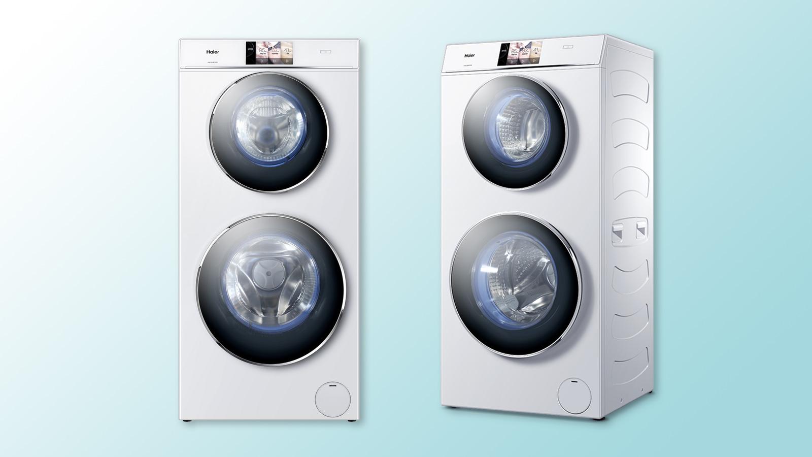 Haier Duo: due cestelli in un\'unica lavatrice. Non ci convince