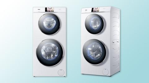lavatrice haier duo