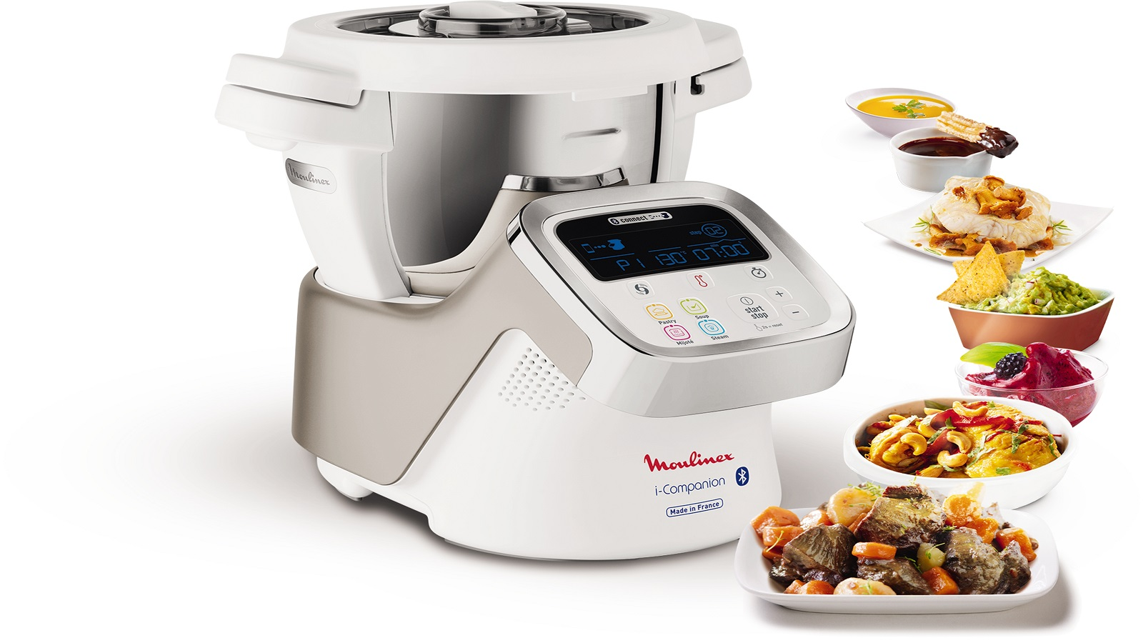 robot da cucina moulinex nuovo modello a confronto col vecchio e con il bimby