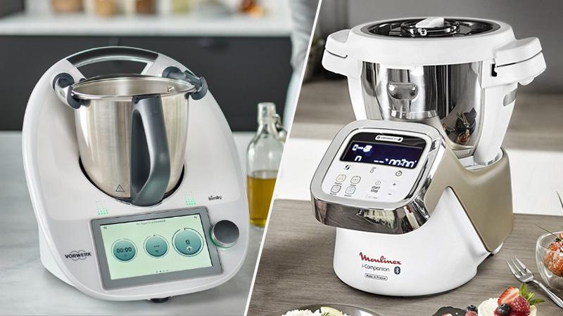 Robot da cucina: Bimby contro Moulinex, chi vince la sfida ...