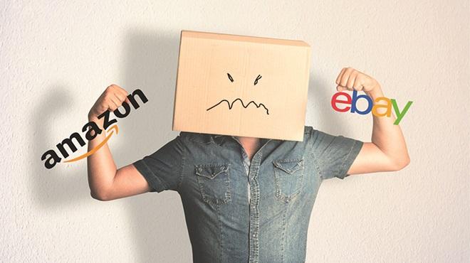 Amazon contro ebay