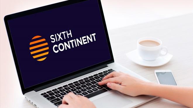 pc portatile visualizza sito  SixthContinent