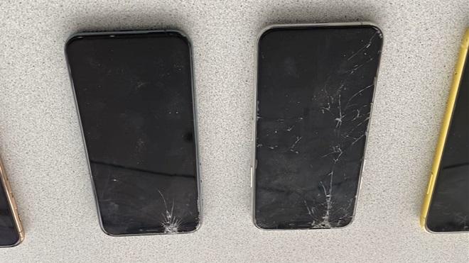 iPhone 11 Pro non supera le prove di caduta