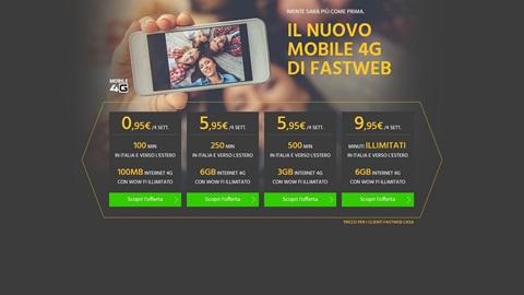 Le offerte di Fastweb Mobile sono convenienti?