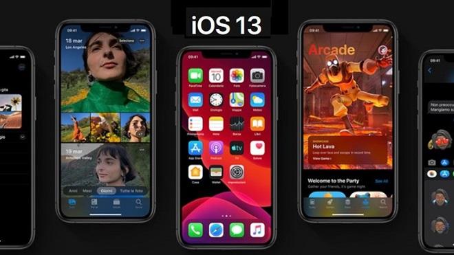 Come funziona iOS 13