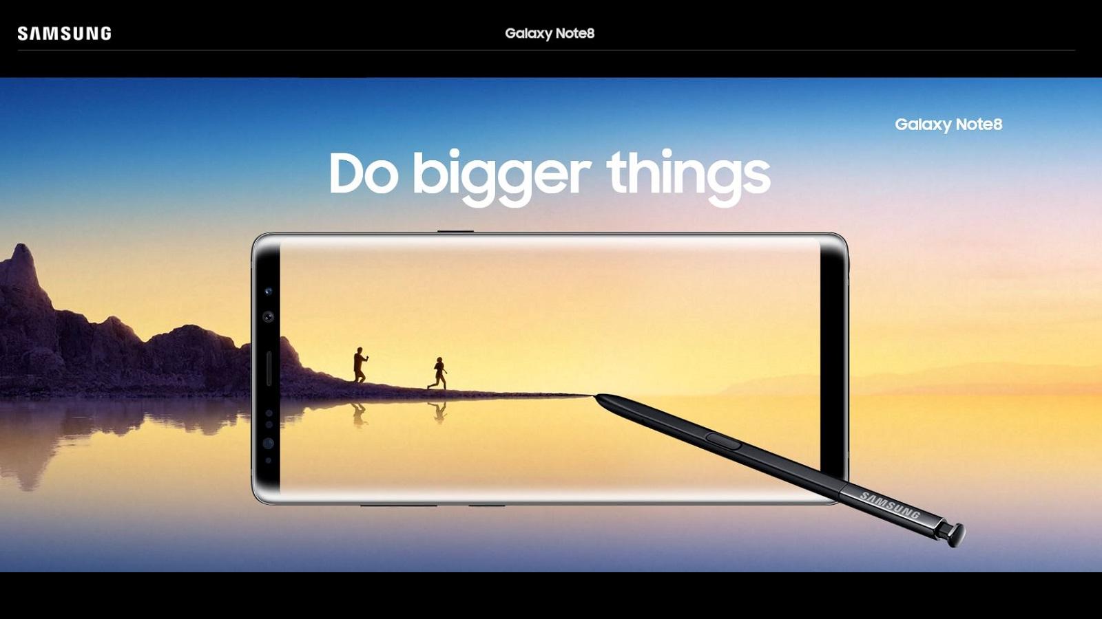 93472fae3f68 Samsung lancia il Galaxy Note8, ecco cosa dobbiamo aspettarci
