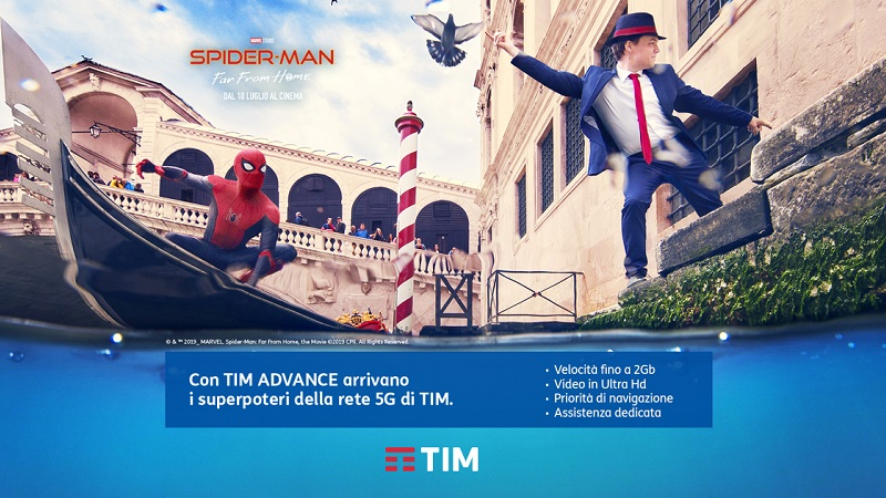 Tim Advance 5G