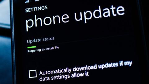 Aggiornamento sistema operativo di smartphone e tablet: è sempre meglio farlo?
